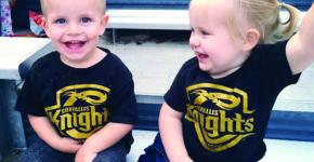Corvallis Knights Baseball Games during the Summer