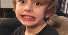 """Josiah, age 6 Muddy Creek Charter School """"I like carrots, and broccoli, and salad, and lettuce on my burgers."""""""