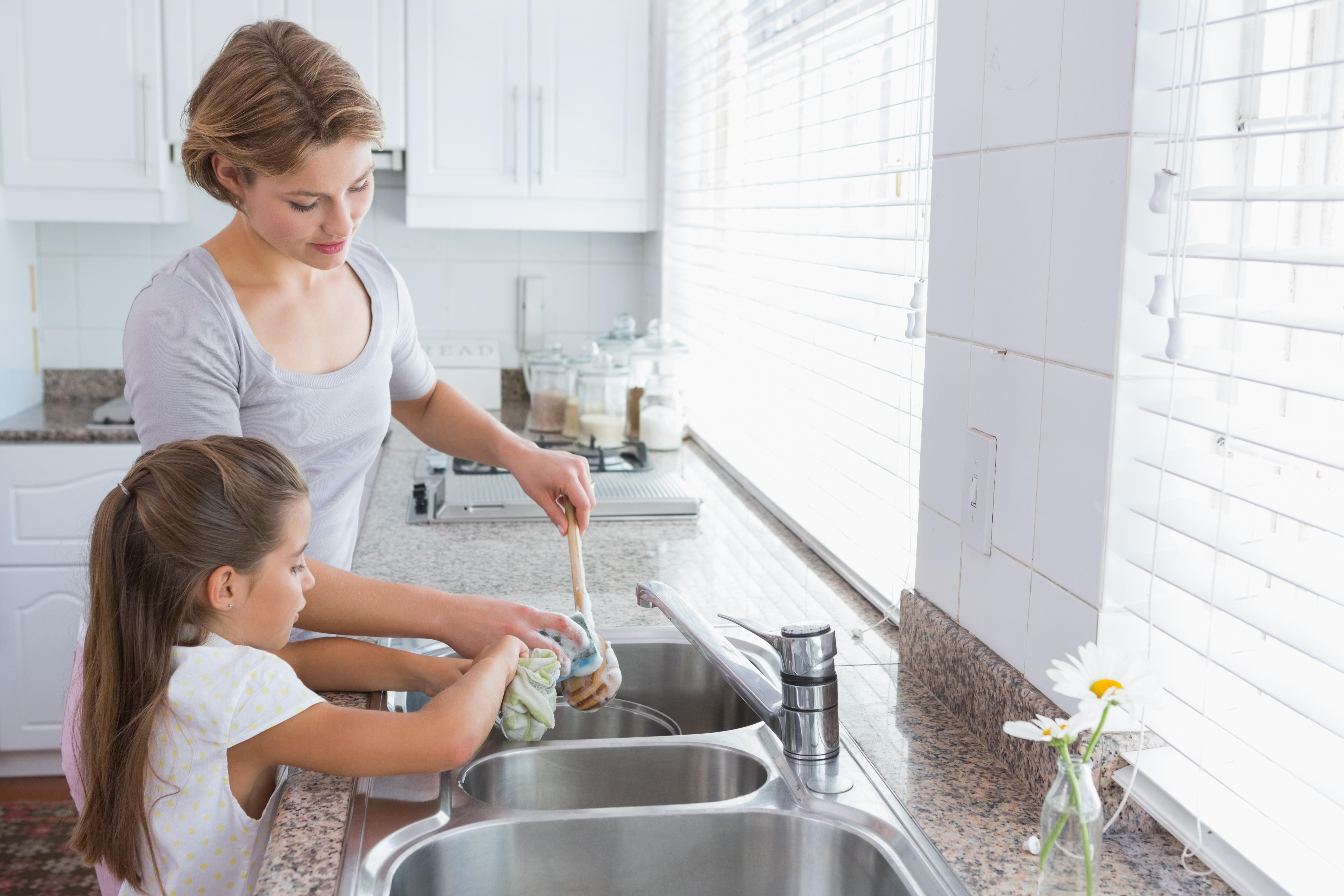 How to Teach Kids to Help with House Cleaning